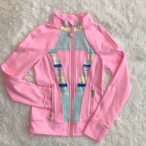 Ivivva Lululemon Girl Perfect your practice jacket